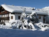 Vitalhof Tunelhof in Winter