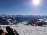 Kristallhütte Wedelhütte Zell im Zillertal Tirol