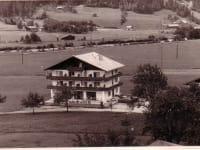 Gästehaus früher