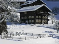 Landhaus Berthold im Winter