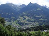 Panorama Rhätikon
