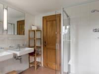 Badezimmer Fewo Roggelskopf