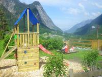 Spielplatz mit Panorama