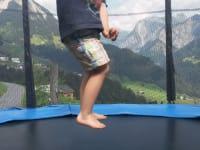 Kinderspass Trampolin