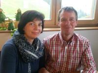 Wir freuen uns auf Ihre Anfrage Gerlinde & Georg Burtscher