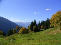 Herbststimmung im Silbertal