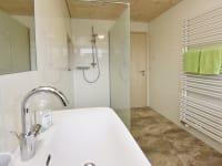 Badezimmer Fewo Enzian