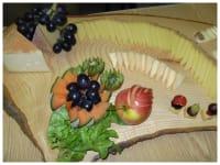 Feine kulinarische Köstlichkeiten aus Heumilch