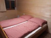 Doppelzimmer Ferienwohnung Gamsblick