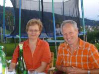 Ihre Gastgeber Josef und Marlene