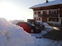 Sohlerhof im Winter