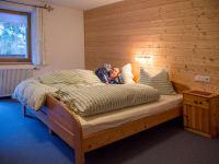 Doppelzimmer in der Ferienwohnung Bergahorn