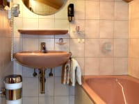 Badezimmer Appartement Brunelle