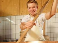 Käseherstellung hautnah erleben