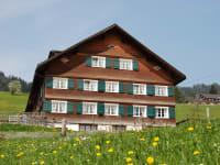Unser Bregenzerwälder- Holzhaus