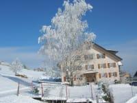 Herrlicher Wintertag in Sulzberg