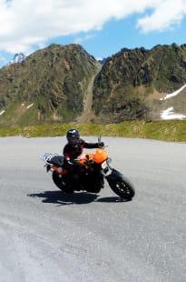 Mountain training