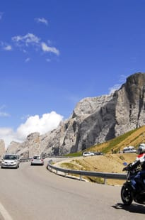 One week of motorcycling in the South of South Tyrol