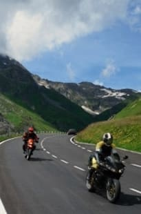 Motorrad - Genuss Urlaub