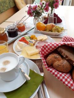 LUNZFerien - Frühstück