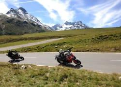 Hotel die post | Bergfahrtraining
