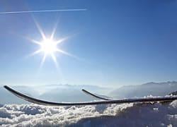 Hotel die post | Sonnenskilauf