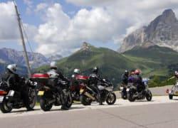 Hotel Ludwigshof, Motorrad fahren