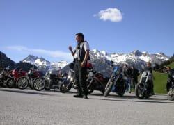 Hotel Schönauer Hof, Motorrad fahren