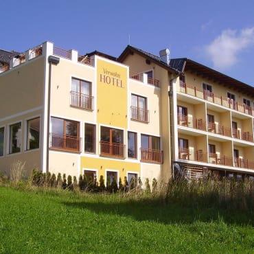 Hotel Rockenschaub Liebena Mühlviertel Österreich