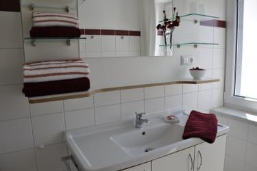 Badezimmer Zweigelt
