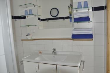 Badezimmer Blaufränkisch