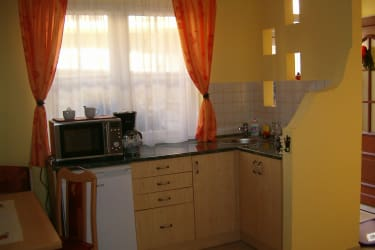 Küchenbereich Fewo Romatik