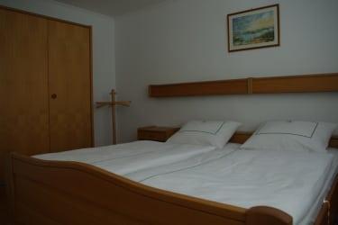 Schlafbereich Apartment 1