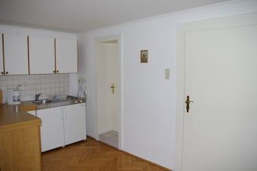 Kueche Apartment 1