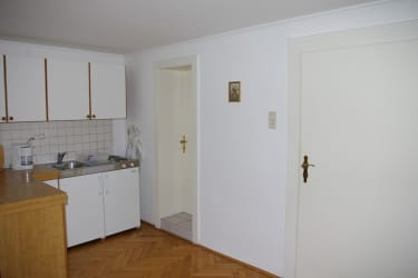 Kueche Apartment 1