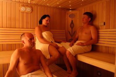 Arkadenhof  Flasch - Sauna