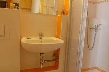 Badezimmer Chalet 3