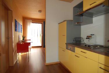 Küche Chalet 3