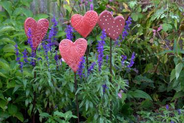ein Herz für den Garten