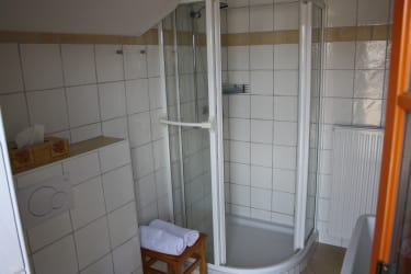 Badezimmer Kornfeld