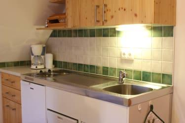 Küche Kräutergarten