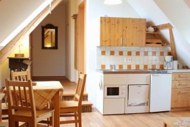 Küche Laubwald