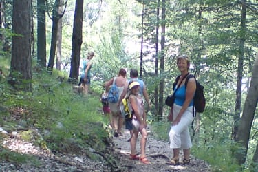 Wanderung Marzer Kogl