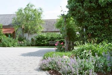 Unser Gartenanlage