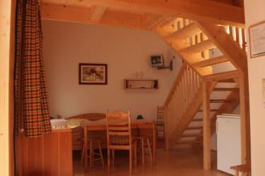 Familienzimmer Holzhaus