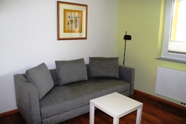 Sofa Wohnraum Fewo3