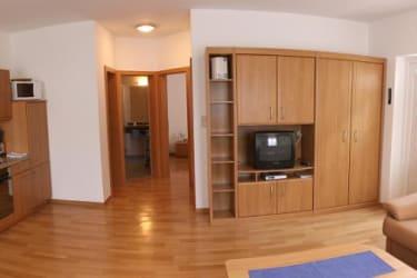 Wohn-Küche - Apartment