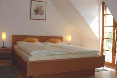 Fewo2 Schlafzimmer
