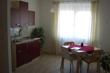Kleinküche-Ferienwohnung