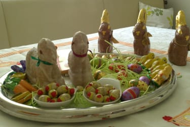 Ostern in Illmitz